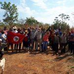 MST denuncia despejo autoritário em Goiás