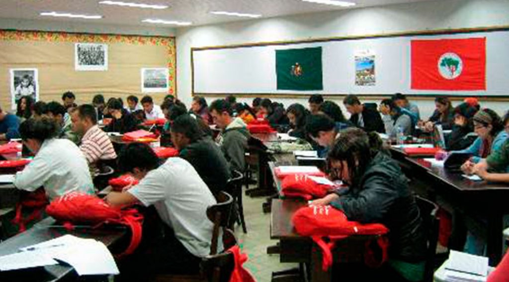 organização dos cursos da ENFF