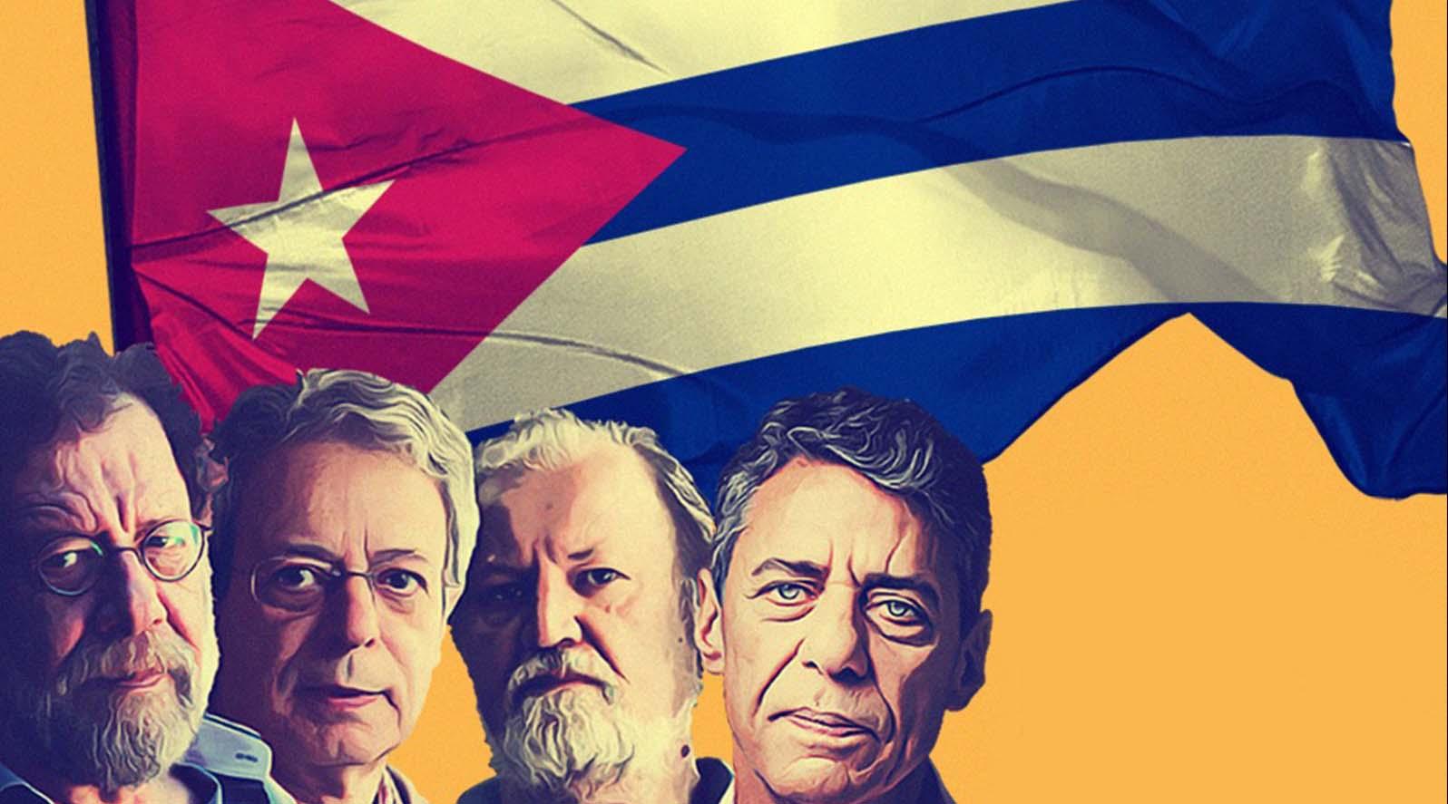 Solidariedade ao povo cubano